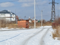 Yekaterinburg, Figurnaya str, service building
