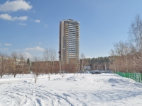 Yekaterinburg, Postovsky st, house 6. Apartment house