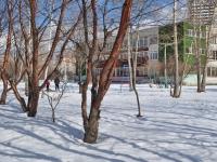Екатеринбург, школа №65, улица Академика Постовского, дом 8