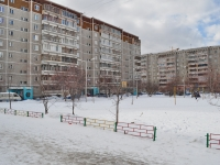 Yekaterinburg, Postovsky st, house 12. Apartment house