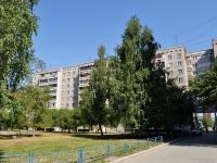 Екатеринбург, улица Академика Постовского, дом 12. многоквартирный дом