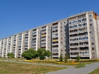 Екатеринбург, улица Академика Постовского, дом 12А. многоквартирный дом
