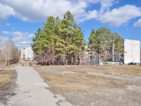 Yekaterinburg, Amundsen st, house 139. Apartment house