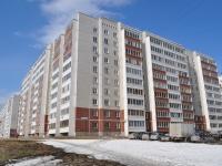Yekaterinburg, Onufriev st, house 8. Apartment house