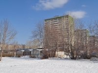 Yekaterinburg, Onufriev st, house 14. Apartment house