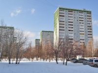 Yekaterinburg, Onufriev st, house 22. Apartment house