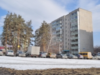 Yekaterinburg, Onufriev st, house 24/4. Apartment house