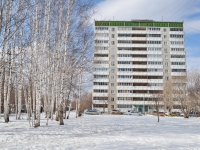 Yekaterinburg, Onufriev st, house 38А. Apartment house