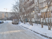 Yekaterinburg, Onufriev st, house 62. Apartment house
