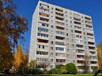 Yekaterinburg, Onufriev st, house 56. Apartment house