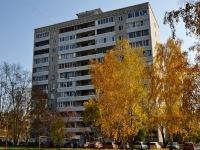 neighbour house: st. Onufriev, house 58. Apartment house