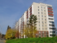 Yekaterinburg, Onufriev st, house 4. Apartment house