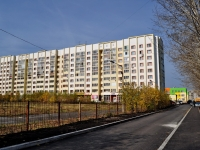 Yekaterinburg, Onufriev st, house 10. Apartment house
