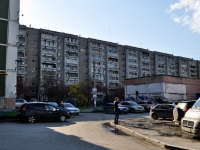 Yekaterinburg, Onufriev st, house 24/3. Apartment house