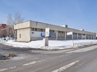 Yekaterinburg, Onufriev st, garage (parking)