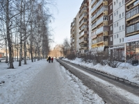 Yekaterinburg, Bardin st, house 31. Apartment house