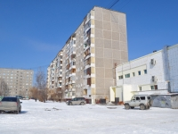 Yekaterinburg, Bardin st, house 33. Apartment house