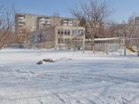 "Yekaterinburg, nursery school №21, ""Золотая рыбка"", Bardin st, house 35"