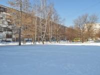Yekaterinburg, Bardin st, house 40 к.1. Apartment house