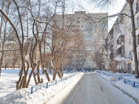 Yekaterinburg, Bardin st, house 42. Apartment house