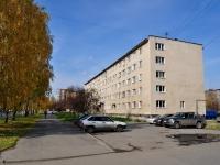 Екатеринбург, улица Академика Бардина, дом 6/1. многоквартирный дом