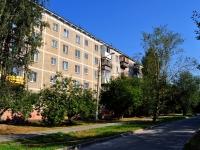 Екатеринбург, улица Академика Бардина, дом 38. многоквартирный дом