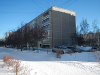 Yekaterinburg, Bardin st, house 5/2. Apartment house