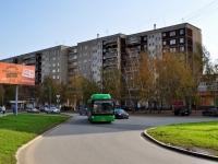 Екатеринбург, улица Академика Бардина, дом 27. многоквартирный дом