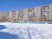 Yekaterinburg, Volgogradskaya st, house 35. Apartment house