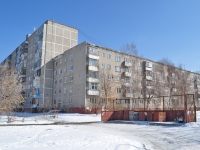 Yekaterinburg, Volgogradskaya st, house 41. Apartment house