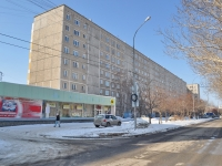 Yekaterinburg, Volgogradskaya st, house 43. Apartment house