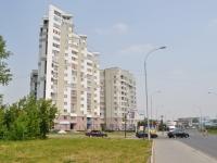 Yekaterinburg, st Chkalov, house 5. Apartment house