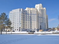 Yekaterinburg, Chkalov st, house 124. Apartment house