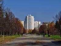 Yekaterinburg, st Chkalov, house 124. Apartment house