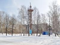 Екатеринбург, улица Чкалова, парашютная вышка