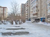 叶卡捷琳堡市, Denisov-Uralsky st, 房屋 6А. 公寓楼