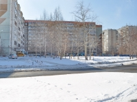 Yekaterinburg, Denisov-Uralsky st, house 7. Apartment house