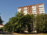 neighbour house: st. Denisov-Uralsky, house 2. Apartment house