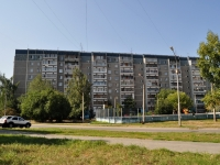 neighbour house: st. Denisov-Uralsky, house 4. Apartment house