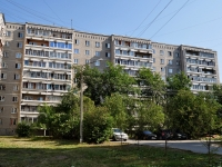 Yekaterinburg, Denisov-Uralsky st, house 6. Apartment house