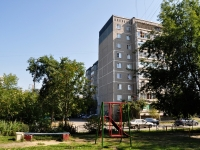 Yekaterinburg, Denisov-Uralsky st, house 8. Apartment house