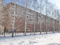 Екатеринбург, проезд Решетникова, дом 3/1. многоквартирный дом