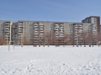 Yekaterinburg, Reshetnikov Ln, house 18/1. Apartment house