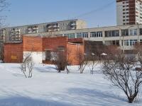 Екатеринбург, проезд Решетникова, хозяйственный корпус