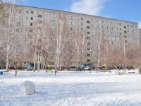 Yekaterinburg, Deryabinoy str, house 51. Apartment house