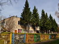 neighbour house: str. Deryabinoy, house 51А. nursery school №553, Журавушка