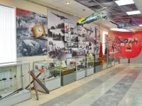 叶卡捷琳堡市, 博物馆 Крылатая гвардия, музей ВДВ, Krylov st, 房屋 2А