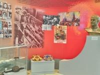 Yekaterinburg, museum Крылатая гвардия, музей ВДВ, Krylov st, house 2А