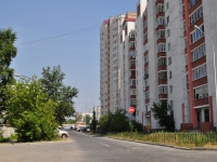 Yekaterinburg, Krylov st, house 27. Apartment house