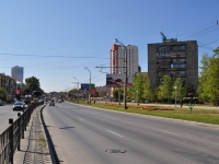neighbour house: avenue. Kosmonavtov, house 25А. Apartment house